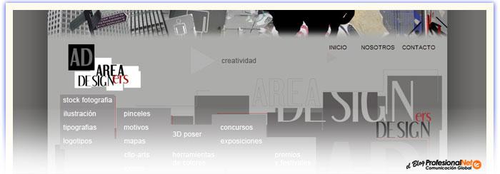 area designers | el blog de los diseñadores web