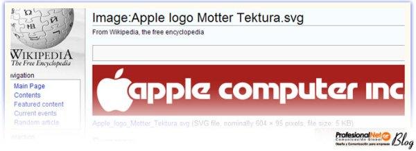 Evolución deApple