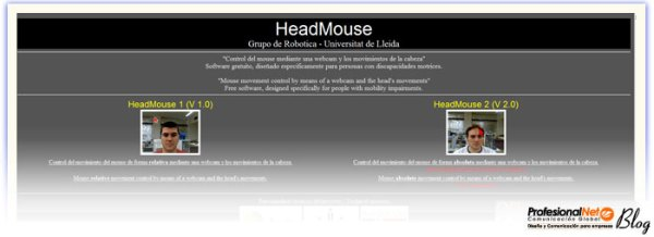 Head-Mouse