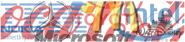 Las 100 mejores marcas del 2009